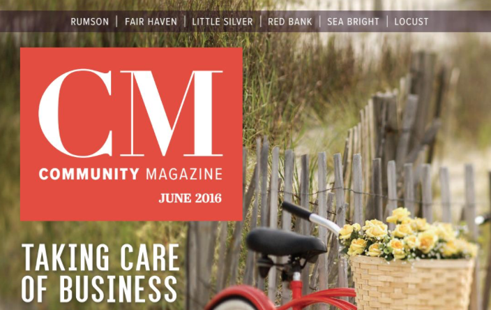 """Community Magazine, June 2016 Issue:""""Local Doctor on a Mission to REVAMP HEALTHCARE"""""""