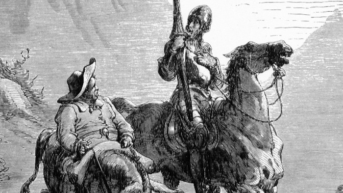 """The """"Don Quixote"""" of the Healthcare Industry!"""